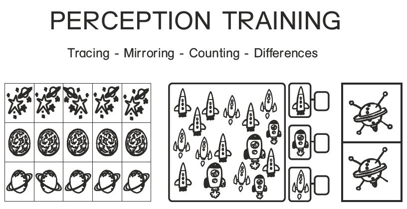 Perception training from space - American Dyslexia ...