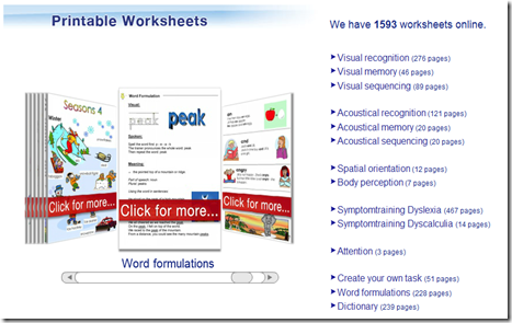 Printables Dyslexia Worksheets 1500 free worksheets american dyslexia association association