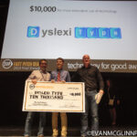 """Dyslexi-type"" wins Seattle Social Venture Partners' ""Fast Pitch"""